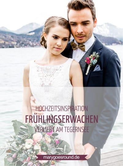 Hochzeitsinspiration: Frühlingserwachen (Tegernsee), Titelbild | marygoesround.de