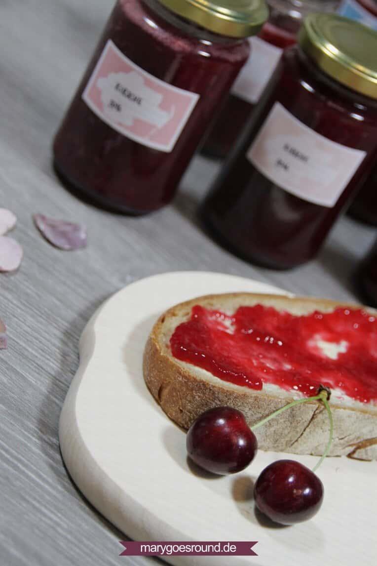 Freebie: Etiketten für Marmelade | marygoesround.de