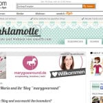 Blogger-Interview Wohnklamotte | marygoesround.de