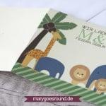 Einladung Kindergeburtstag | marygoesround.de