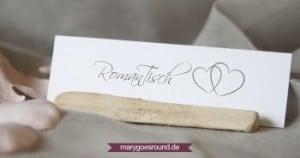 Kreative Tischnamen   marygoesround.de