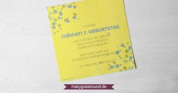 Logos auf Papeterie | marygoesround.de