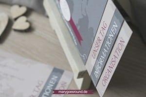 Hochzeitsset Weltkarte | marygoesround.de