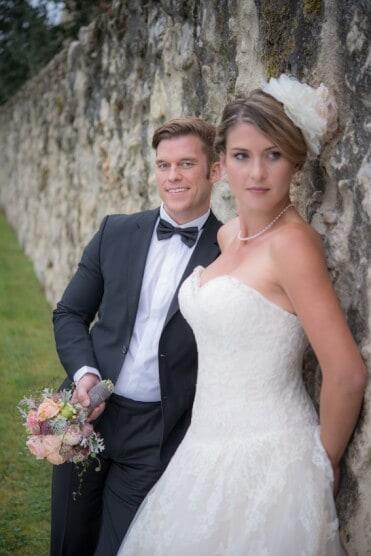 Hochzeitsinspiration: Märchenhochzeit im Schloss (Styled Shooting, Schoss Hofstetten), Paarshooting | marygoesround.de