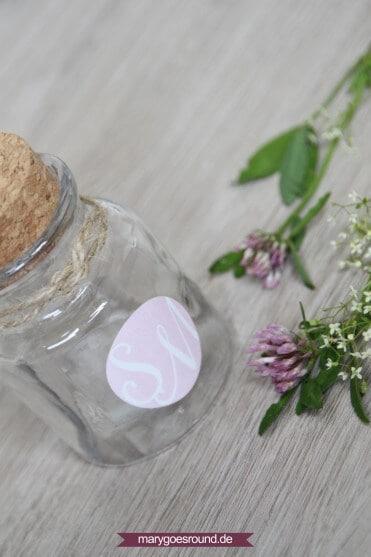 Hochzeitsset mit weißer Spitze, rosa (Aufkleber für Gastgeschenke) | marygoesround.de