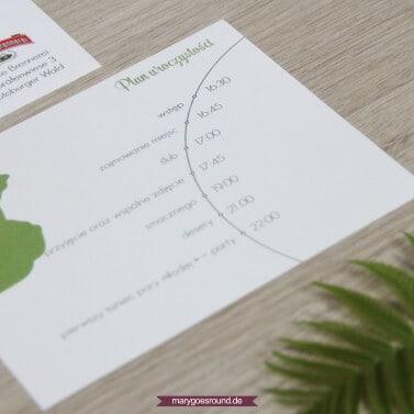 Hochzeitseinladung zweisprachig, Tipps für mehrsprachige Hochzeitspapeterie - je Sprache eine Einladung | marygoesround.de