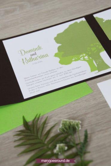 Farbige Briefumschläge/Kuverts, Hochzeitseinladungen | marygoesround.de