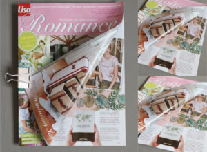 Reisetagebuch in Lisa Romance 04-2019, Hubert Burda Media, S 59 | marygoesround®