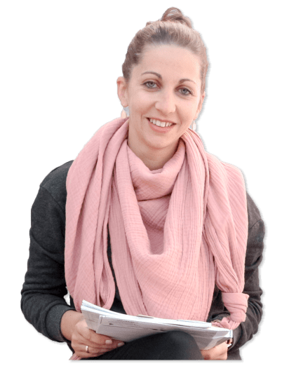 Maria von marygoesround® | Designerin von Erlebnistagebüchern