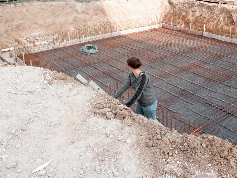 Unser Hausbau-Abenteuer: Bautagebuch, Teil 1 - Bodenplatte | marygoesround®