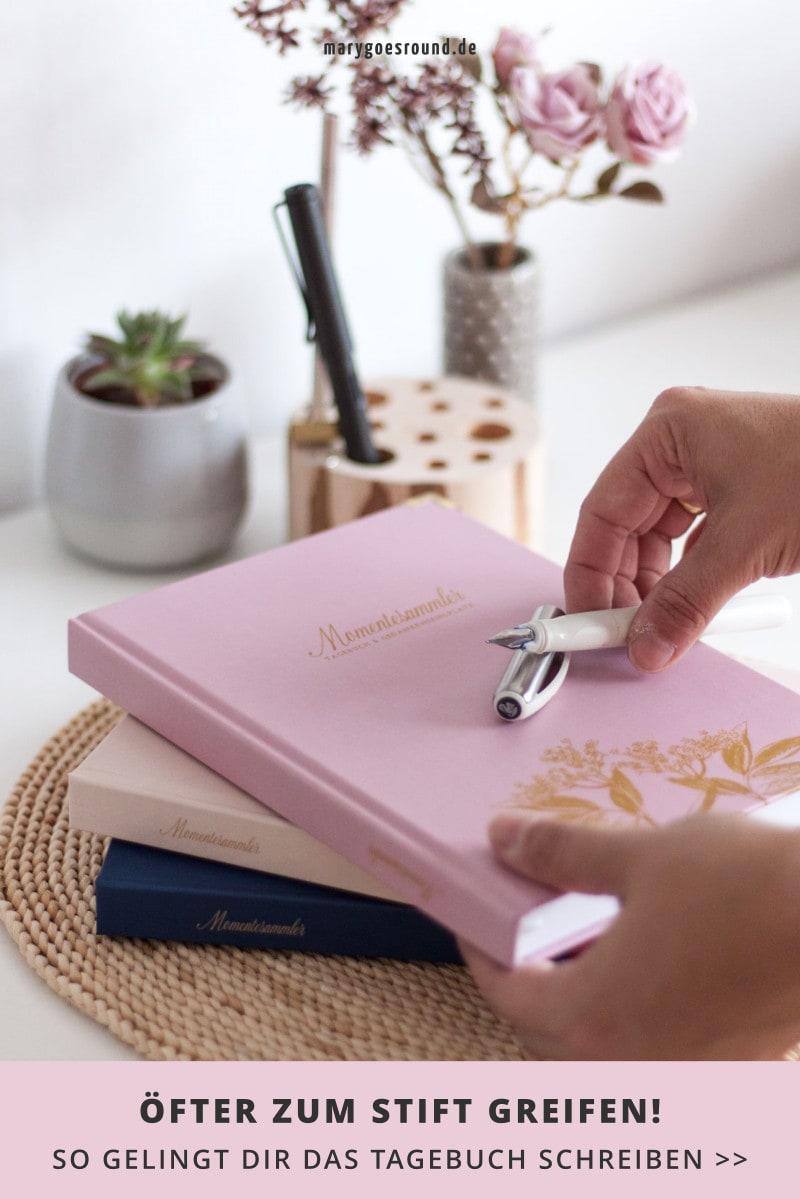 Gewohnheiten sind Rudeltiere (Blogserie: Tagebuchschreiben zur Gewohnheit - Teil 2) | marygoesround®