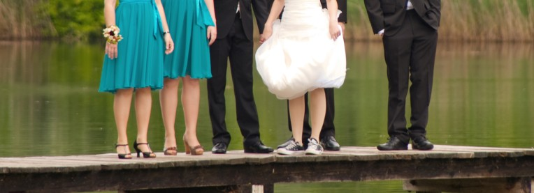 Braut in Turnschuhen | marygoesround®