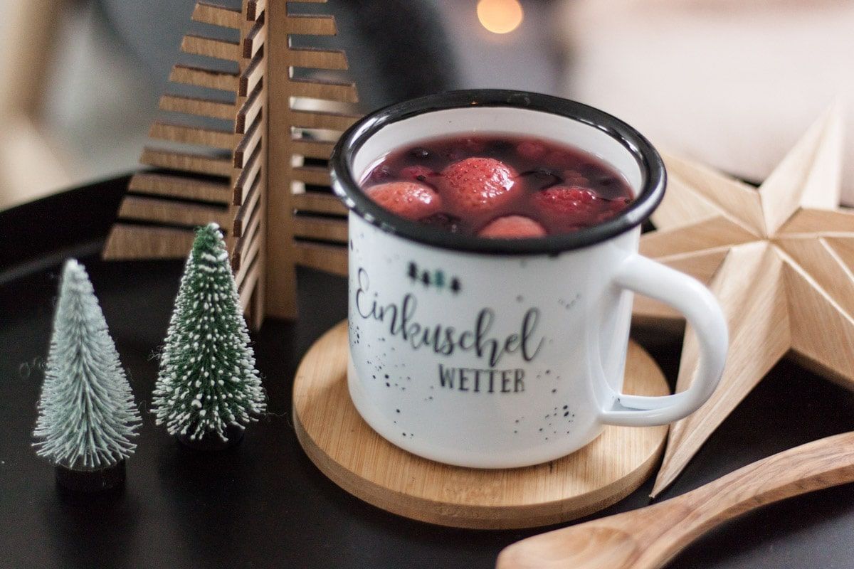Kinderpunsch mit Beeren | marygoesround®
