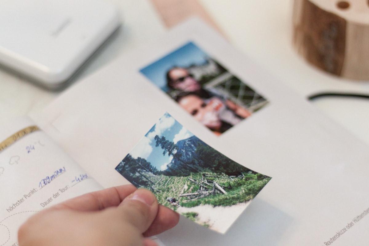 Tool-Tipp: Fotodrucker für unterwegs mit Fotostickern