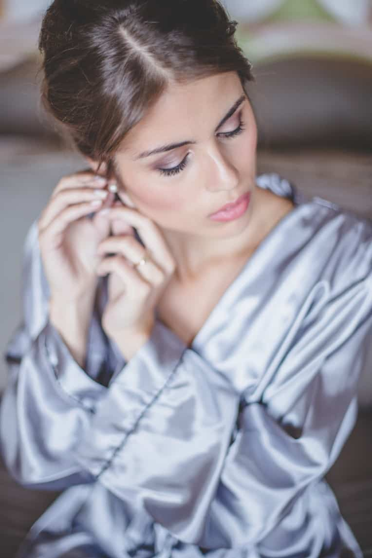 Hochzeitsinspiration: Elegant Olive (Getting Ready) | marygoesround.de