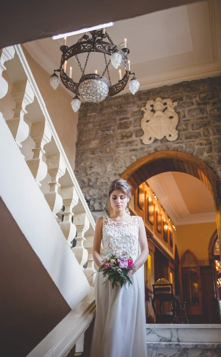 Hochzeitsinspiration: Elegant Olive (Frist Look) | marygoesround.de