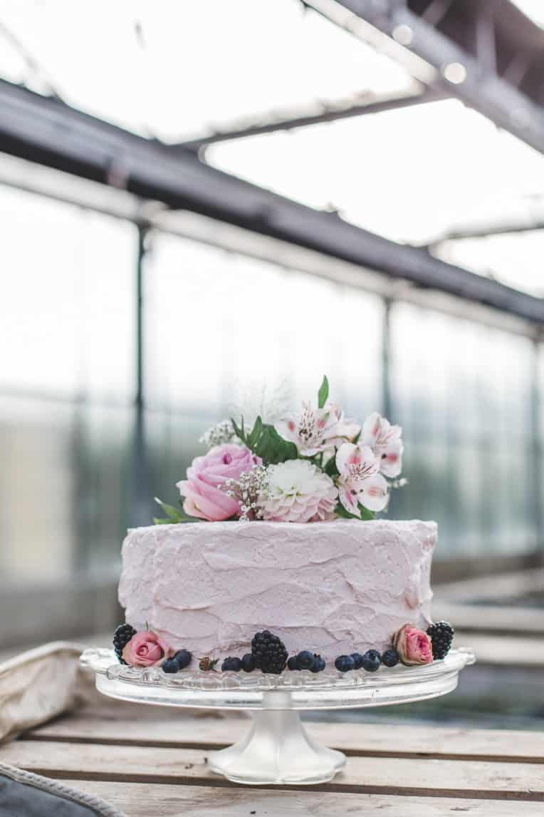 Hochzeitsinspiration: Elegant Olive (Hochzeitstorte) | marygoesround.de