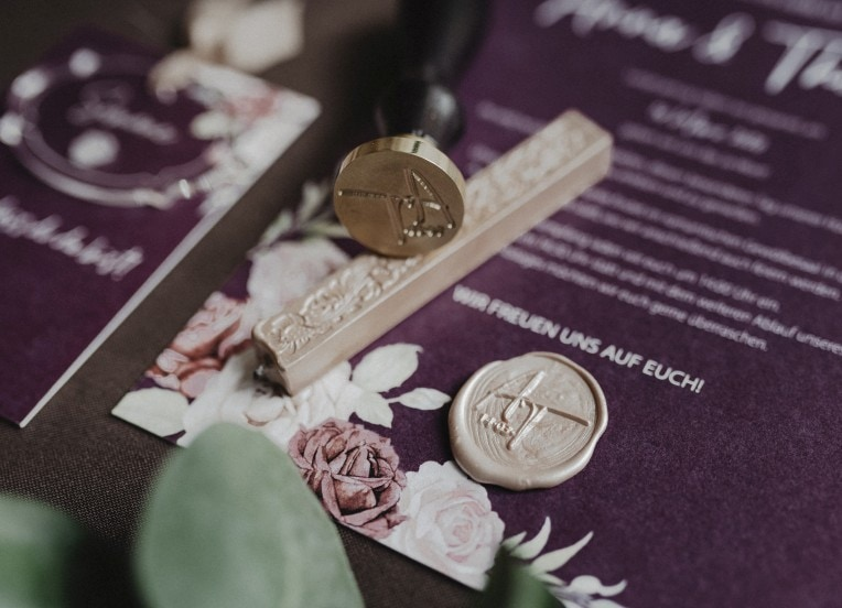 Hochzeitsinspiration ROSE GARDEN - Herbstliche Brautinspiration | marygoesround®