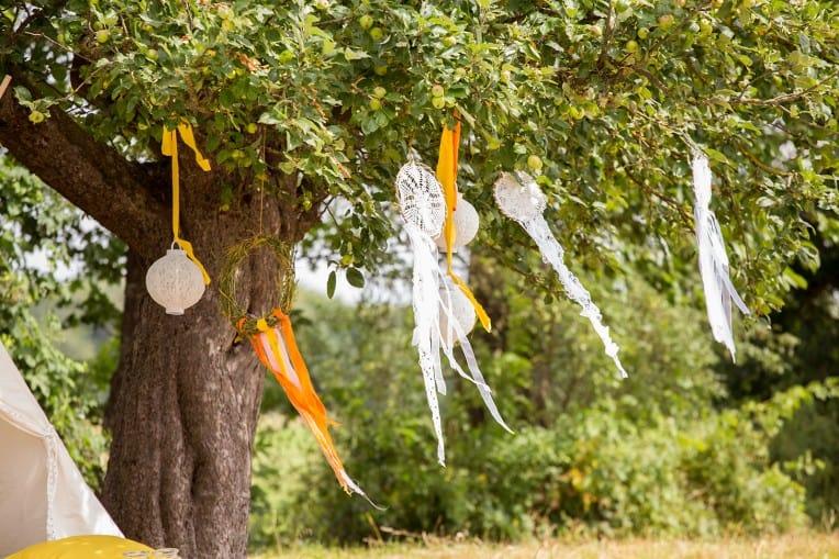 Hochzeitsinspiration: Boho Festival, Traumfänger | marygoesround.de