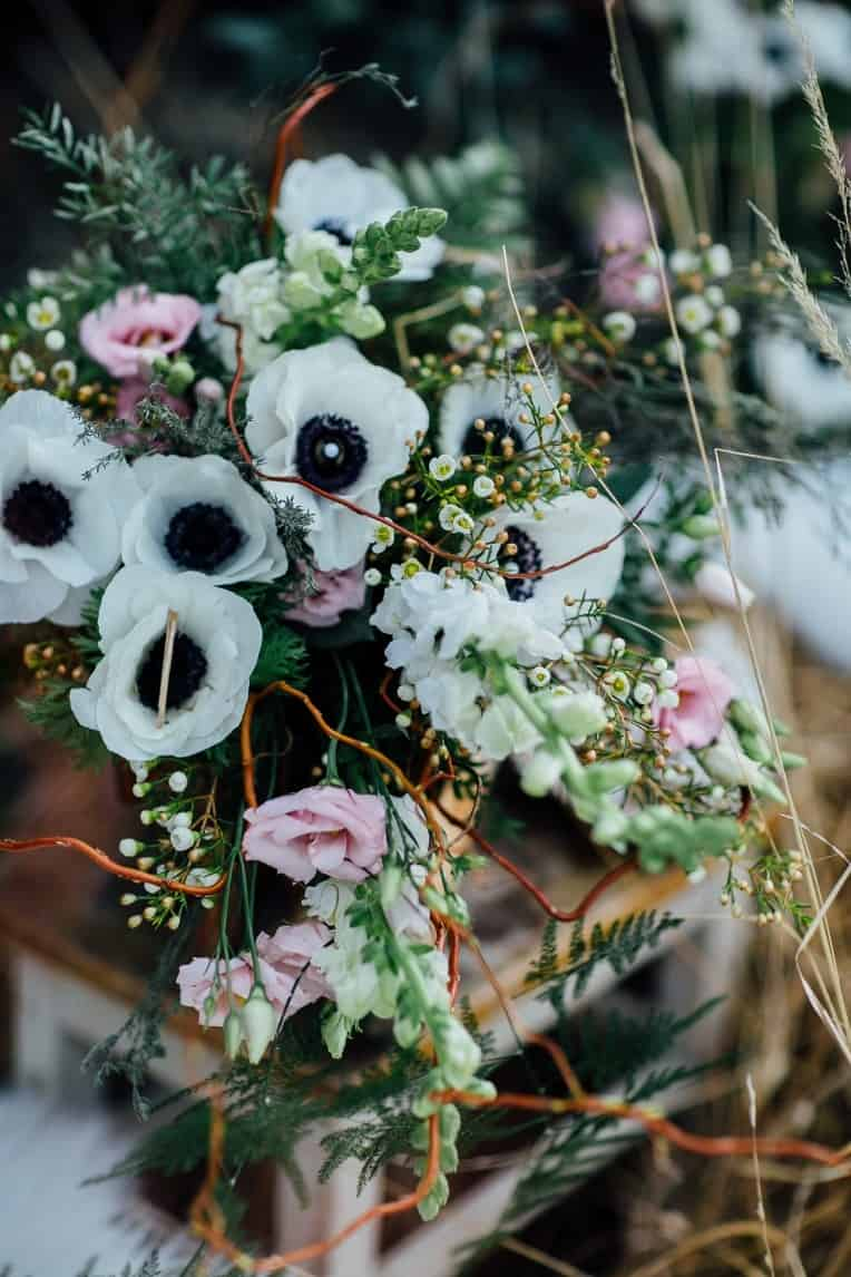 Hochzeitsinspiration: First Love - Märchenhaft heiraten, Brautstrauß | marygoesround.de