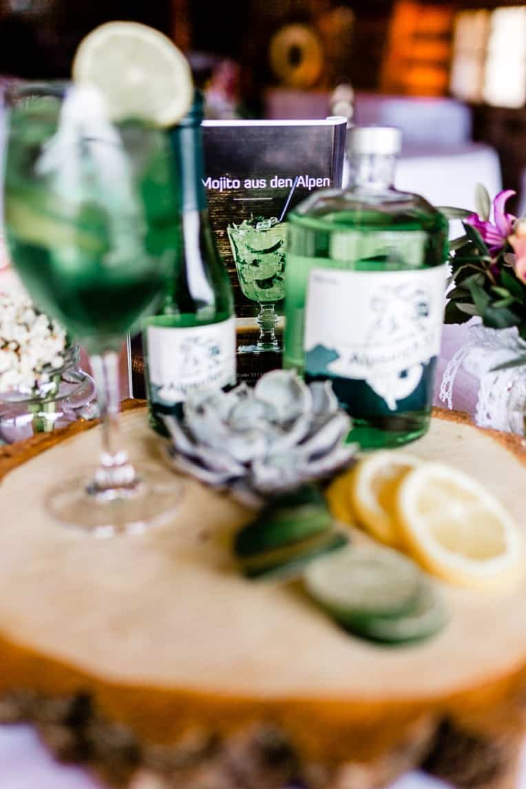 Hochzeitsinspiration: Frühlingserwachen am Tegernsee (Catering) | marygoesround.de