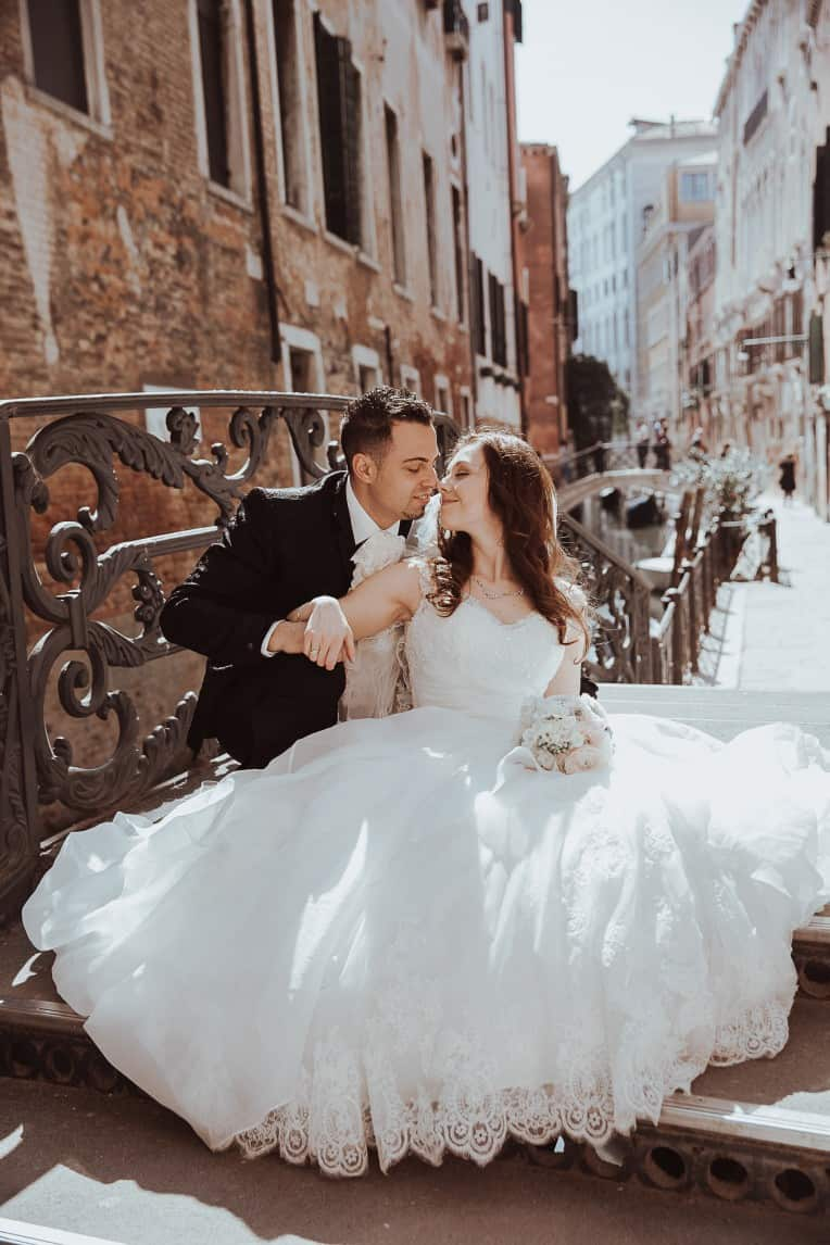 "Hochzeitsinspiration ""Amore Mio"" - Venedig, After Wedding Shooting | marygoesround.de"