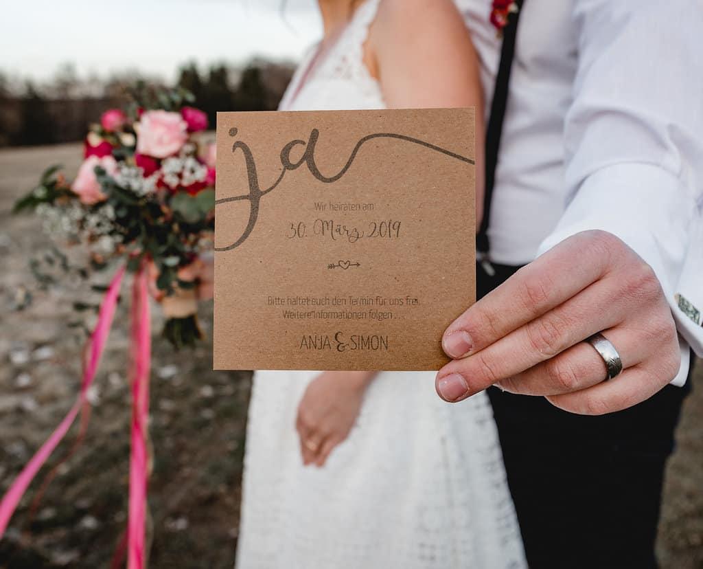 Hochzeitspapeterie Kollektion RED VELVET | marygoesround.de