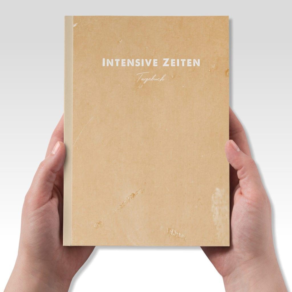 INTENSIVE ZEITEN Tagebuch für Krisen | marygoesround®