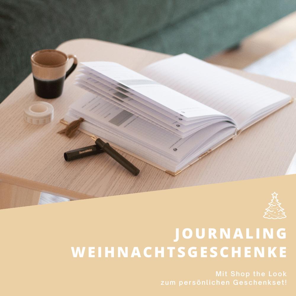 Shop the Look: Journaling Weihnachtsgeschenke