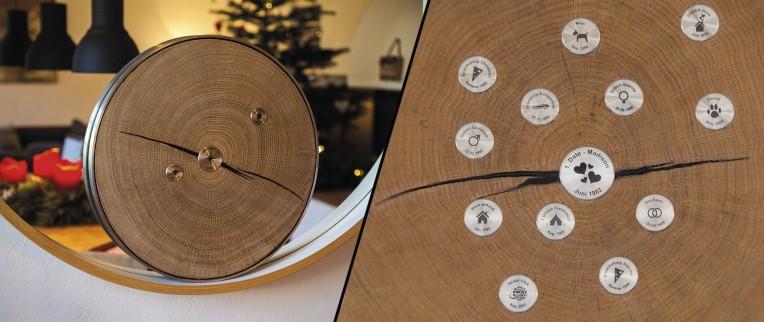 Geschenkidee zur Hochzeit: Spiegel, Vorstellung von MyLivingTree | marygoesround.de