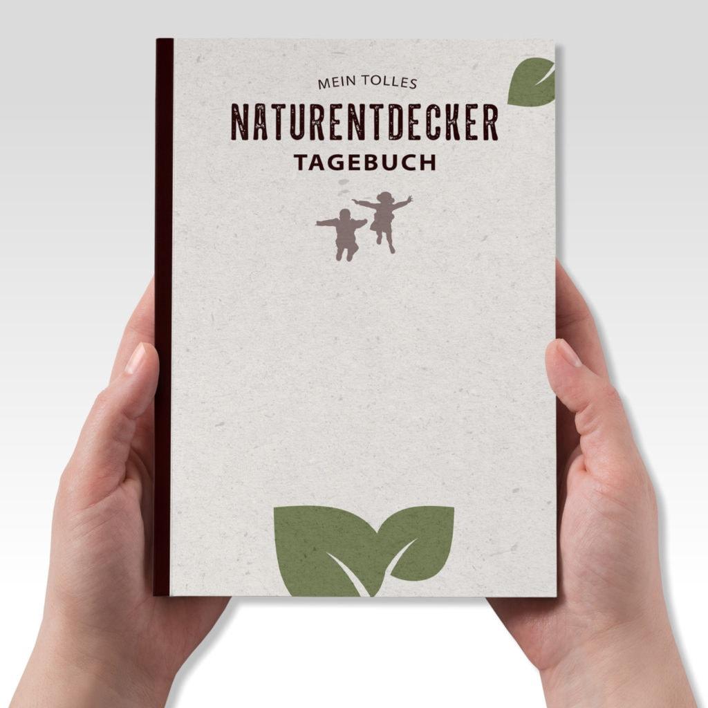 Naturentdecker-Tagebuch für Kinder