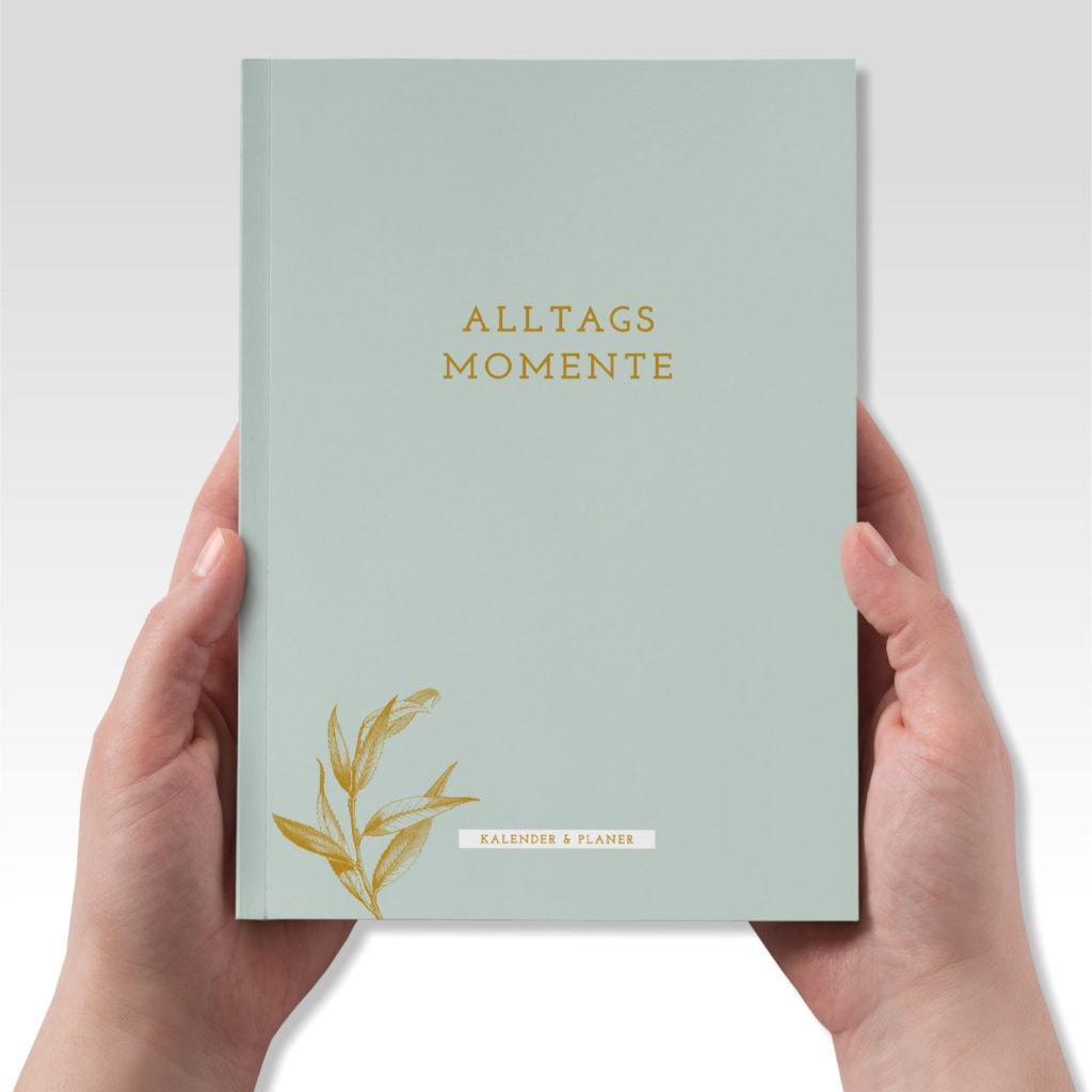 Planer/Kalenderbuch ALLTAGSMOMENTE | marygoesround®