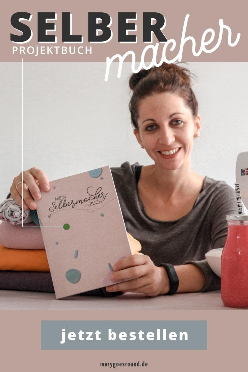 Selbermacher-Projektbuch als Ideensammlung für die Kinderbetreuung | marygoesround®