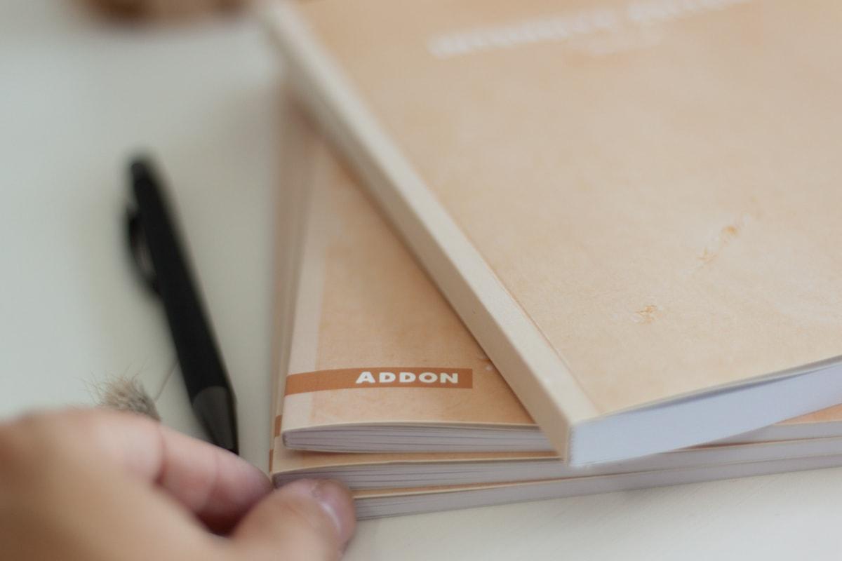 Nutze das INTENSIVE ZEITEN Tagebuch-Addon als Erweiterung.