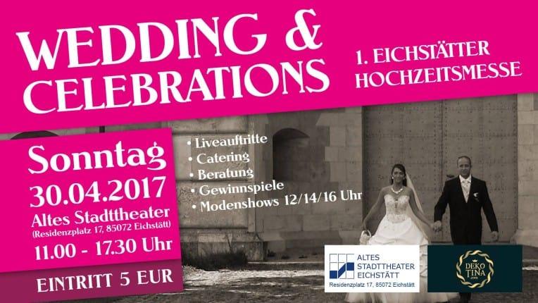 Eichstätter Hochzeitsmesse 2017 | marygoesround.de