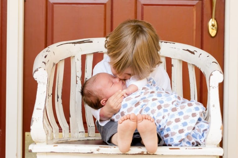Babyfoto, Geschwister | marygoesround.de