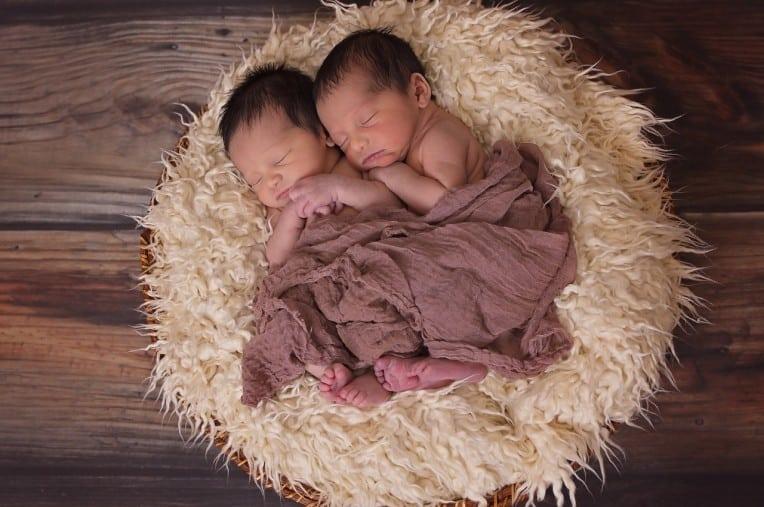 Babyfoto, Zwillinge | marygoesround.de